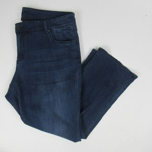 Kut from the Kloth Baby Bootcut Jeans Size 22W